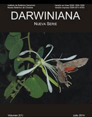 Darwiniana en línea